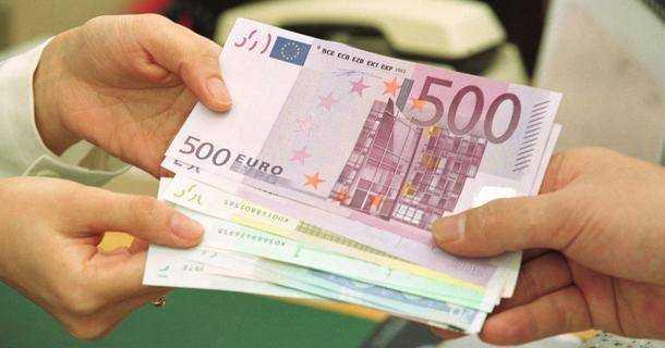 Credit of 900 euros